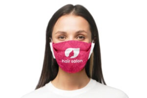 PrintPlusNI - polyester face mask