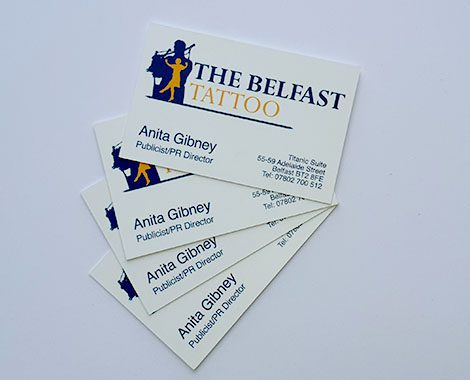 PrintPlusNI - business cards